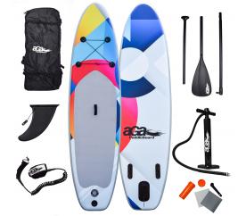 Aga Paddleboard dmuchana deska surfingowa do pływania - MR5007