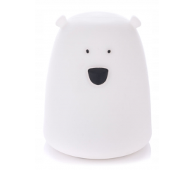 Aga4Kids Dětská stolní LED lampička Medvěd