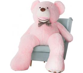 Aga4Kids Plyšový medvěd 190 cm Amigo Pink