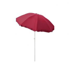 Aga napernyő POLYESTER 200 cm Burgundy