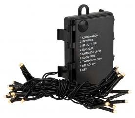 Linder Exclusiv Řetěz 96 LED Teplá bílá
