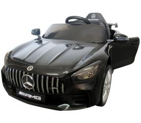 R-Sport Elektrické autíčko Mercedes GTR Černé