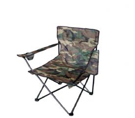 Linder Exclusiv ANGLER PO2469 Camouflage Kemping szék