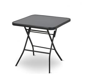 Linder Exclusiv Zahradní stůl BISTRO MC330852DG 70x70x70 cm