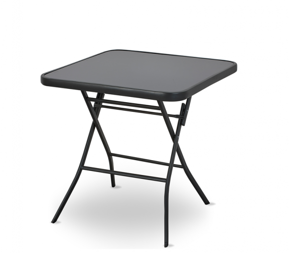 Linder Exclusiv Záhradný stôl BISTRO MC330852DG 70x70x70 cm