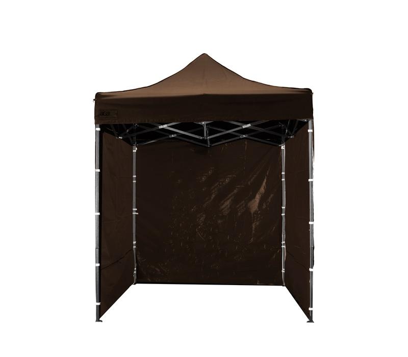 Aga Prodejní stánek 3S PARTY 2x2 m Brown