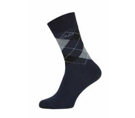 Versace zoknik BUSINESS 5-Pack Dark Blue-Grey (C177)