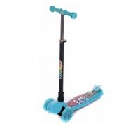 Aga4Kids Gyerek háromkerekű roller kék