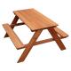 Axi Detský piknikový stôl DAVE