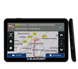 Blaupunkt GPS navigáció TravelPilot 74 Camping EU LMU