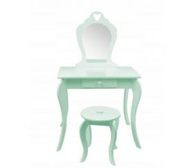 Chomik Dětský toaletní stolek + taburet