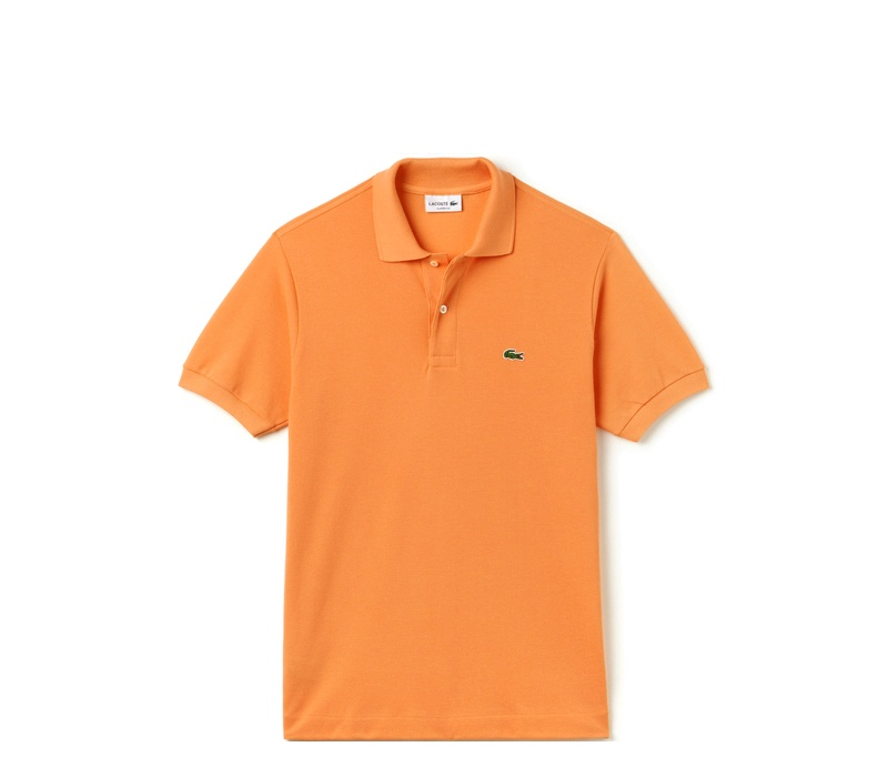 Lacoste Tričko CLASSIC FIT POLO Orange - Svět trampolín 823cf0ce26