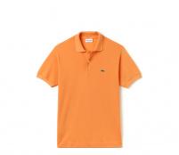 Lacoste Tričko CLASSIC FIT POLO Orange
