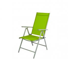 Linder Exclusiv Zahradní křeslo 7-WAY MC5000GG Green