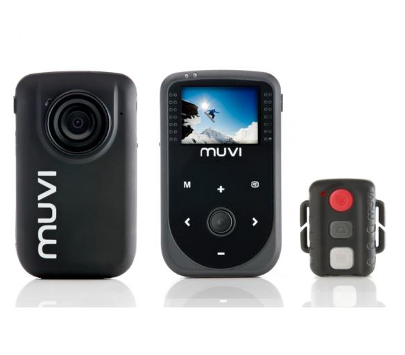 Veho Digitální kamera VCC-005-MUVI-HD10 Handsfree Camcorder