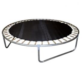 Chiemsee Mata do skakania na trampolinę 500 cm (16 ft) na 108 sprężyn