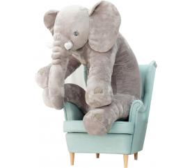 Aga4Kids Plyšový slon 150 cm