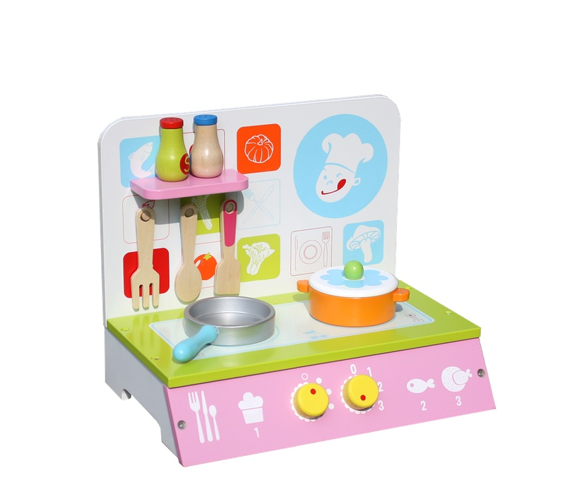 Aga4Kids Dětská kuchyňka NELLA