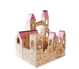 aGa4Kids Domek dla lalek CASTLE