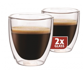 Maxxo DG 808 Szklanki termiczne espresso - MAXXO