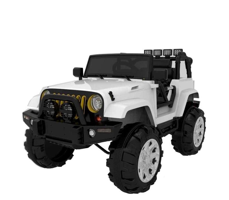 RCT Elektrické autíčko JJ235 12V White