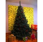 Umělý vánoční stromek - Borovice bílozelená 160 cm