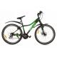 """Goetze RAYON CASCADE hegyi kerékpár 26"""" Fekete - zöld"""