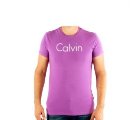 CALVIN KLEIN Tričko cmp93p 4y5 Violet