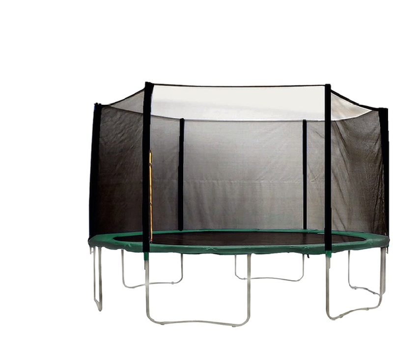 Aga SPORT TOP Trampolína 460 cm (15 ft) Green