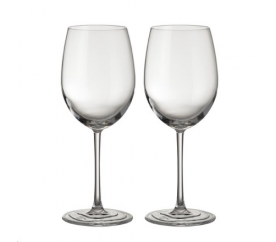 Jamie Oliver Sada 2 ručně foukaných sklenic na víno 580 ml