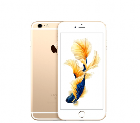 Apple iPhone 6S 16GB Gold Kategorie: B