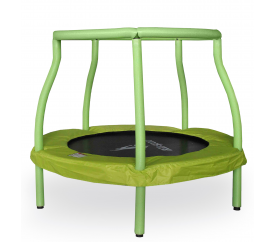 Aga Dětská trampolína 116 cm Light Green
