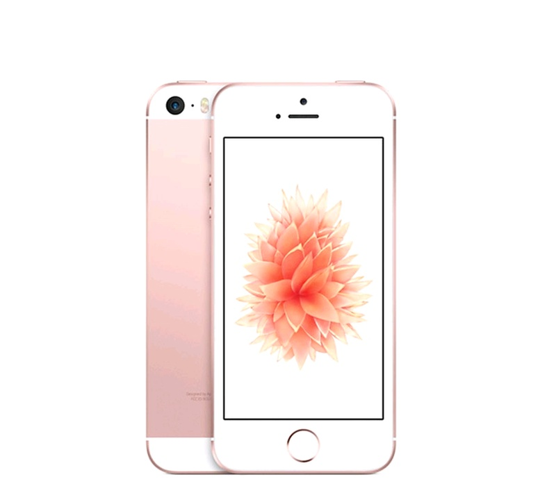 Apple iPhone SE 16GB Rose Gold Kategorie: A