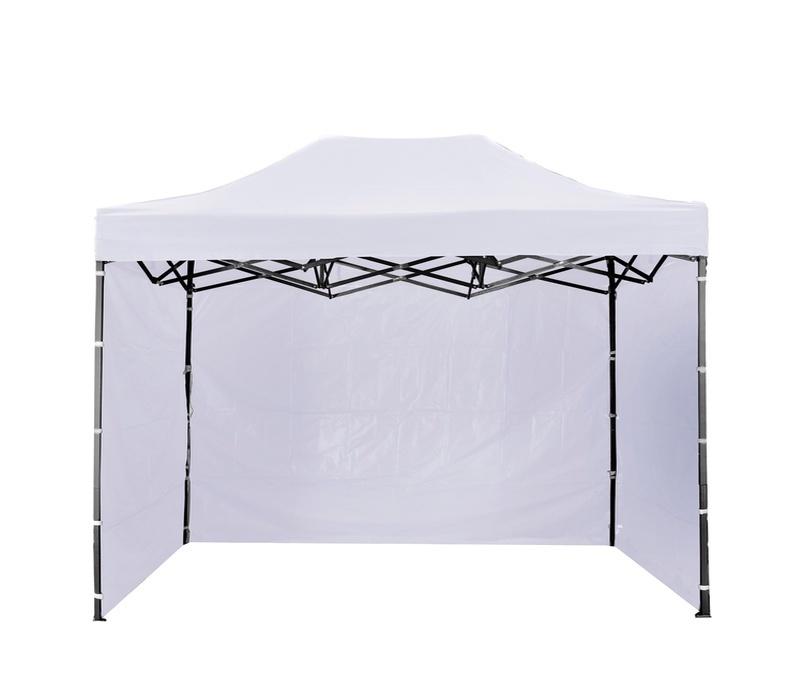 Aga Prodejní stánek 3S POP UP 3x4,5 m White