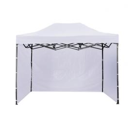 Aga Predajný stánok 3S POP UP 3x4,5 m White