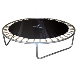Aga Mata do skakania na trampolinę 180 cm (6 ft) na 36 sprężyn