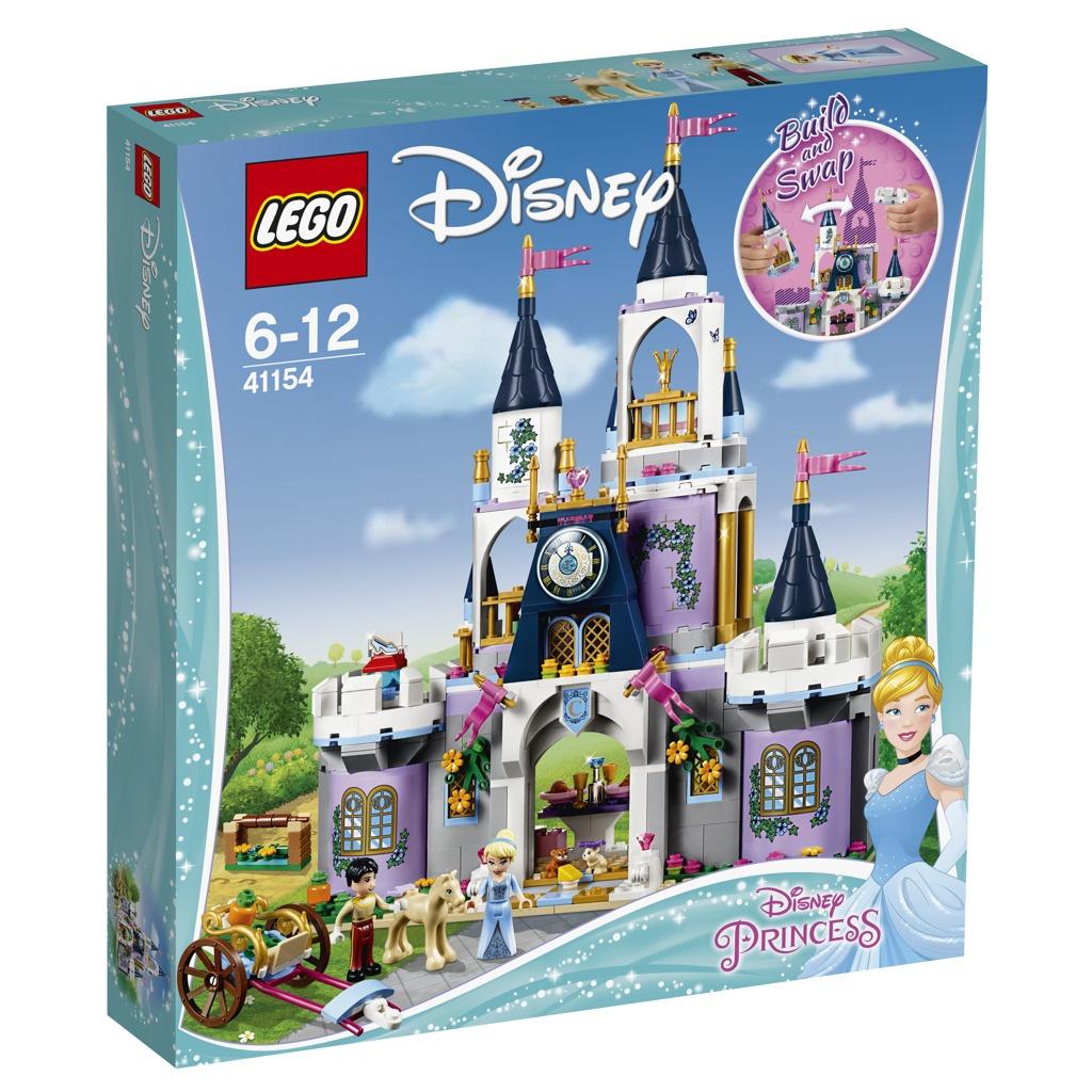 Lego Princezny Popelčin vysněný zámek