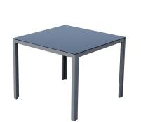 Linder Exclusiv Záhradný stôl KORFU MC330861 90x90x72 cm 916993c697