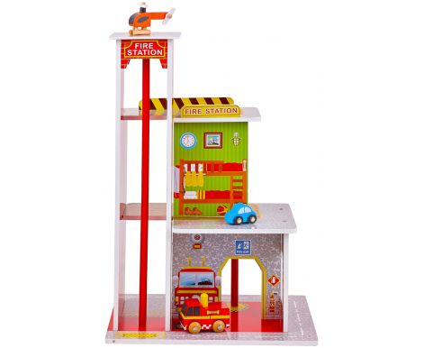 Aga4Kids Hracia súprava  Požiarna stanica