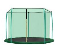 Aga Vnútorná ochranná sieť 430 cm na 6 tyčí Green (kruh)