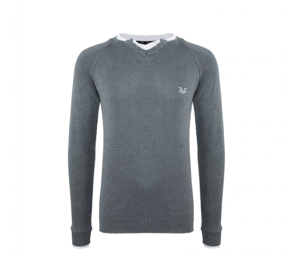 Versace 19.69 Pánský svetr (C101) Grey
