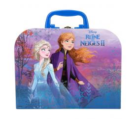 Disney Zestaw małego artysty w walizce Kraina Lodu II CFR0251