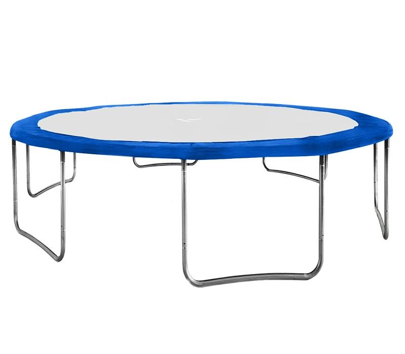 AGA 275 cm (9 ft) trambulin rugóvédő Blue