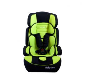 Baby Coo autosedačka PRINCE Black Green