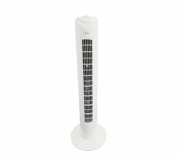 Aga Urban Living Sloupový ventilátor 76 cm White
