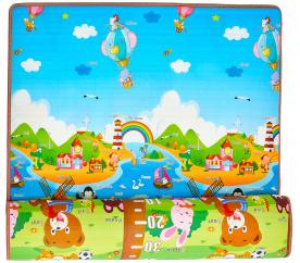 Aga4Kids Detská penová hracia podložka 150*180 cm MR110
