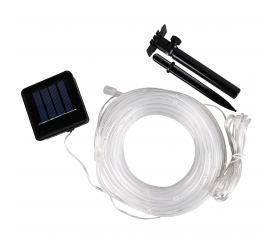 Linder Exclusiv Solární světelná hadice 75 LED Teplá bílá