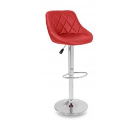 Tresko Barová stolička Red