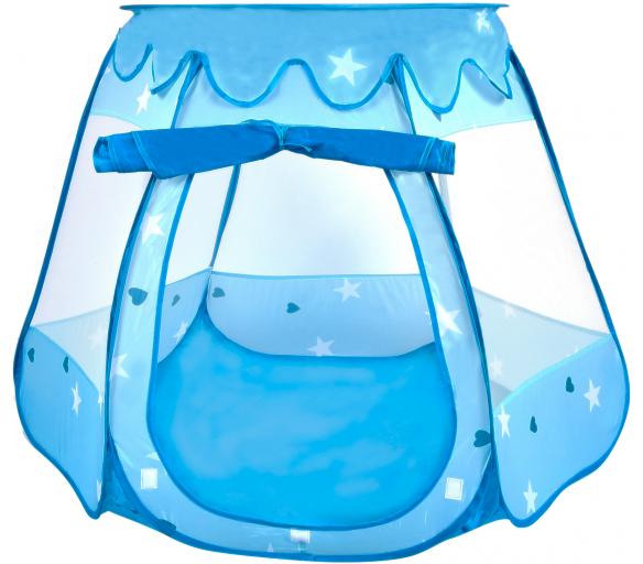 Aga4Kids Dětský hrací stan Blue