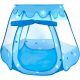 Aga4Kids Domek namiot dla dzieci Blue